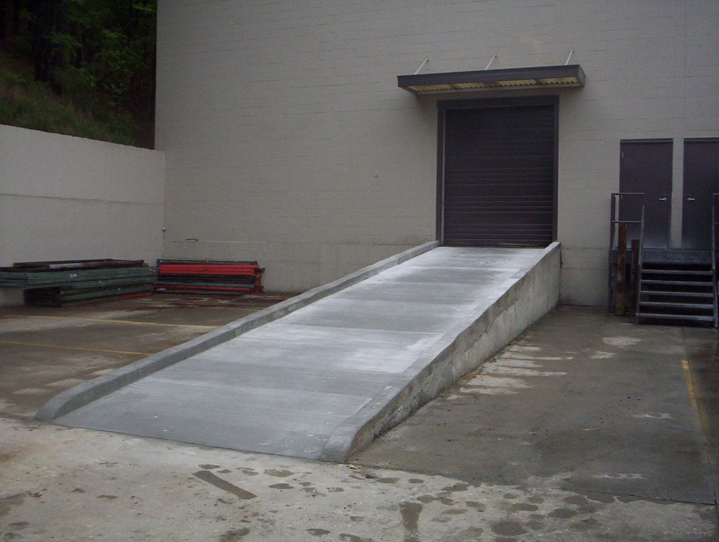 Loading Ramp