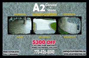 Concrete Special Deals