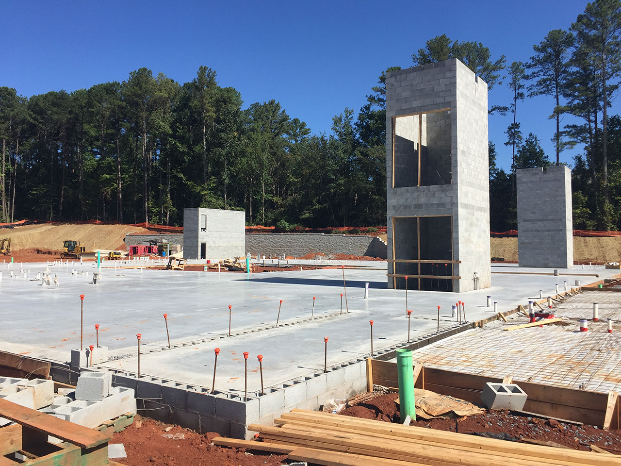 commercial concrete work atlanta